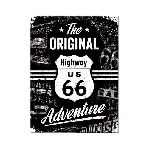 Magnet - Highway 66 The Original Adventure