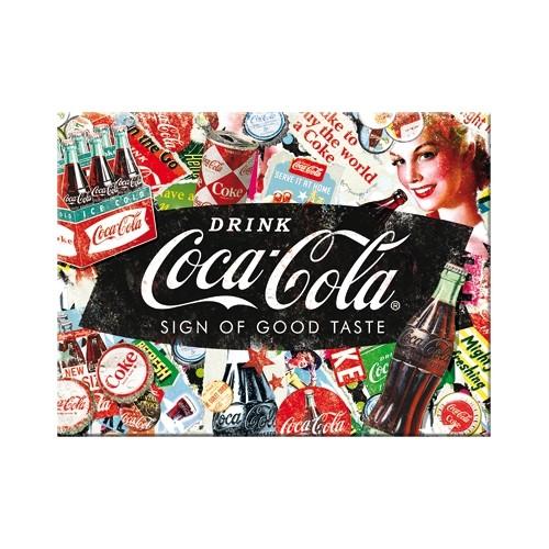 Magnet - Coca-Cola - Collage