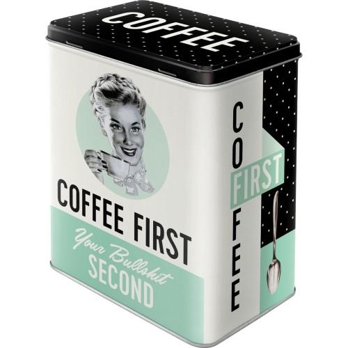 Vorratsdose (L) - Coffee First