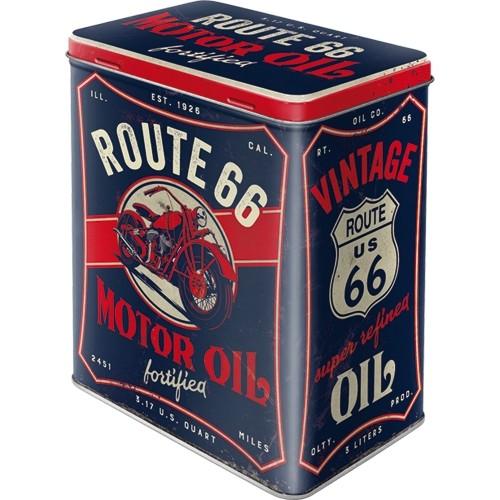 Vorratsdose (L) - Route 66 Motor Oil