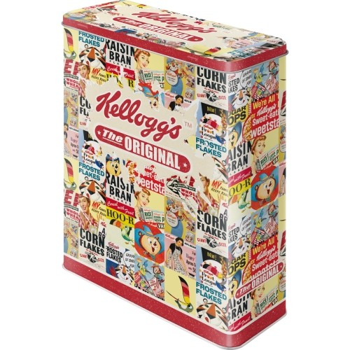 Vorratsdose (XL) -  Kellogg's The Original Collage