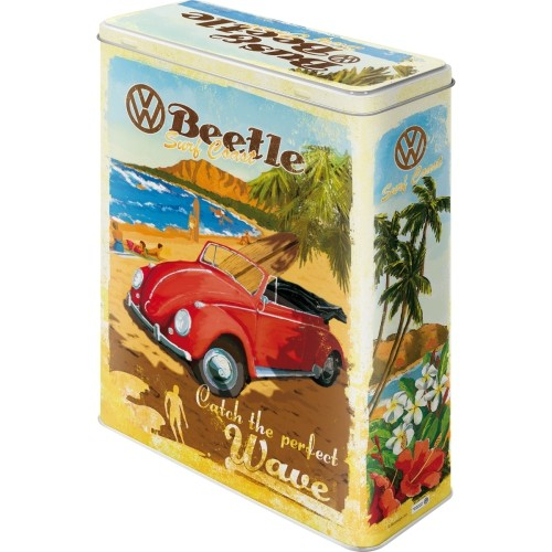 Vorratsdose XL VW Bulli, Beetle Ready