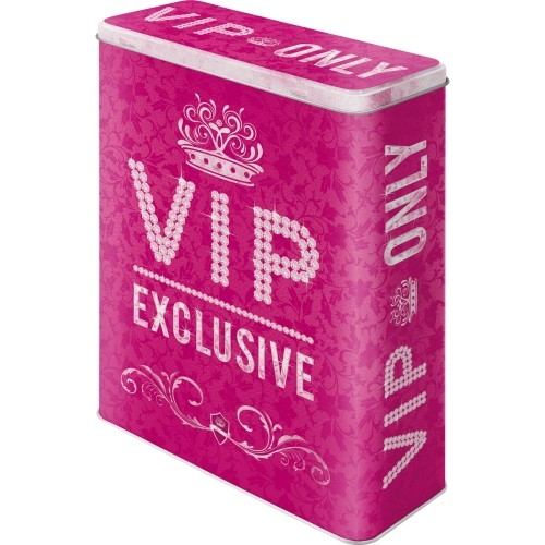 Vorratsdose (XL) - VIP Pink Only
