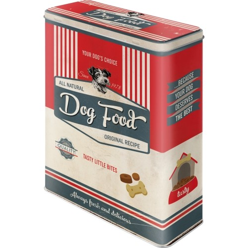 Vorratsdose (XL) - PfotenSchild - Dog Food