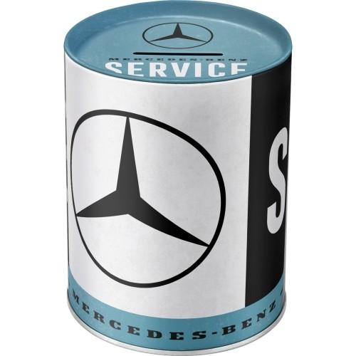 Spardose - Mercedes-Benz - Service