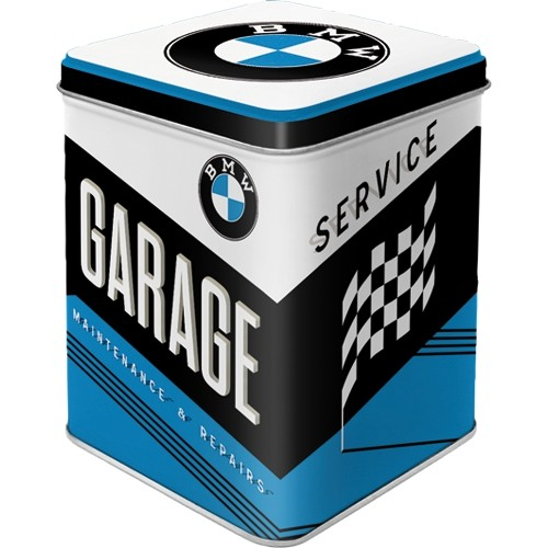 Teedose - BMW - Garage