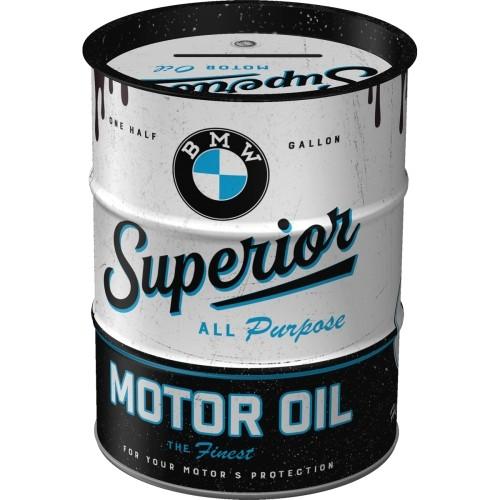 Spardose - BMW - Superior Motor Oil
