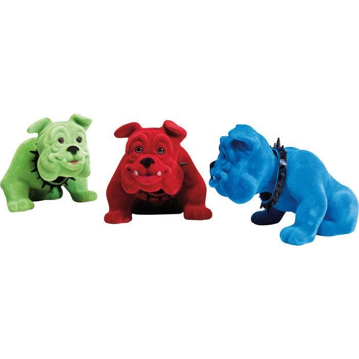 Wackel-Bulldog Swing Bulldog Blau