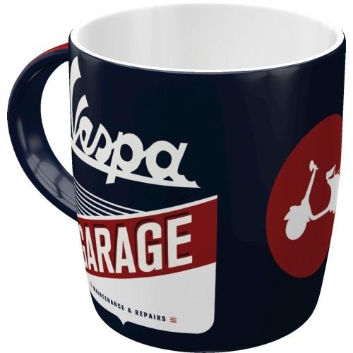 Tasse - Vespa - Garage