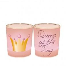 Windlicht Queen of the Day