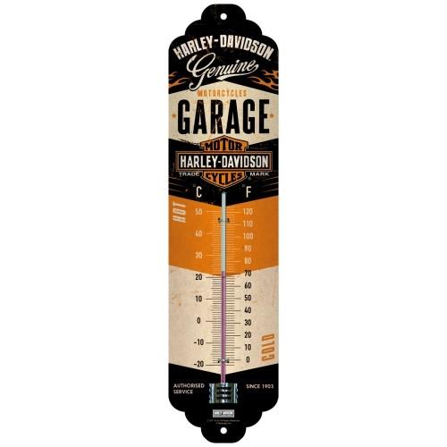 Thermometer - Harley-Davidson Garage