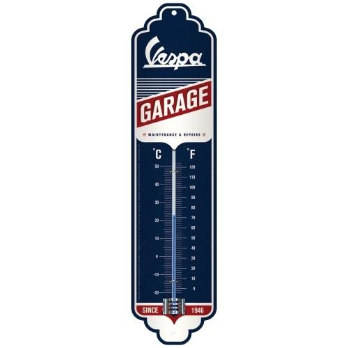 Thermometer - Vespa - Garage