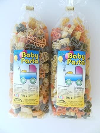 "Pfalznudel - ""Baby Pasta"" bunt, einmal 250g"