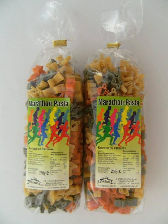 """Pfalznudel - """"Marathon Pasta"""" bunt - einmal 250g"""