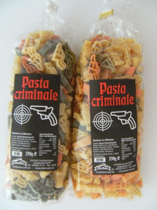 "Pfalznudel - ""Pasta Criminale"" - einmal 250g"
