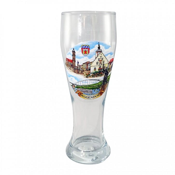 Deggendorfer Weißbierglas 0,5l