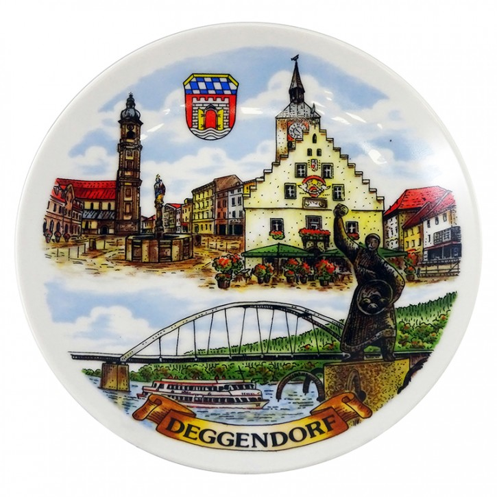Wandteller Deggendorf