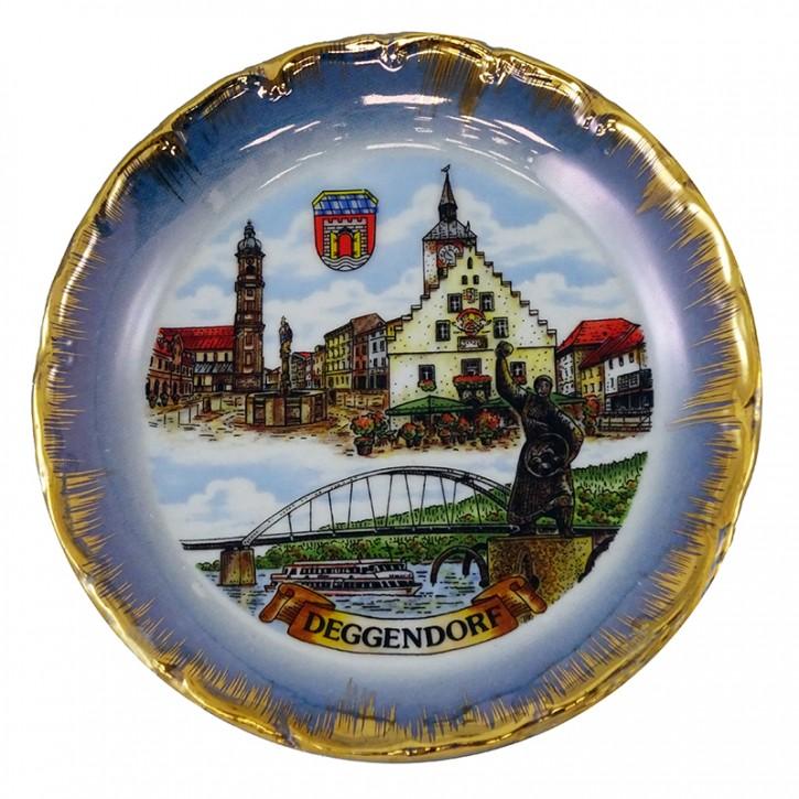 Wandteller Barock Deggendorf