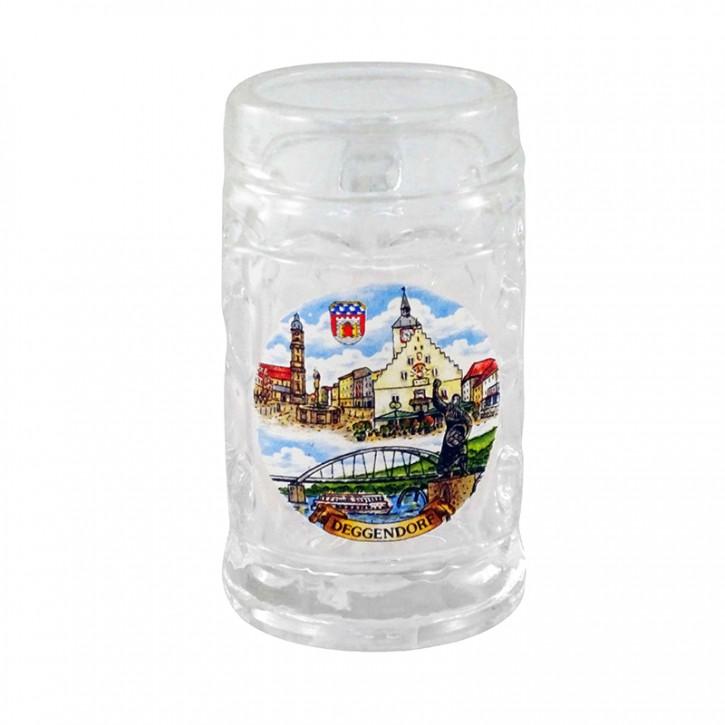 Deggendorfer Mini-Maßkrug 4cl