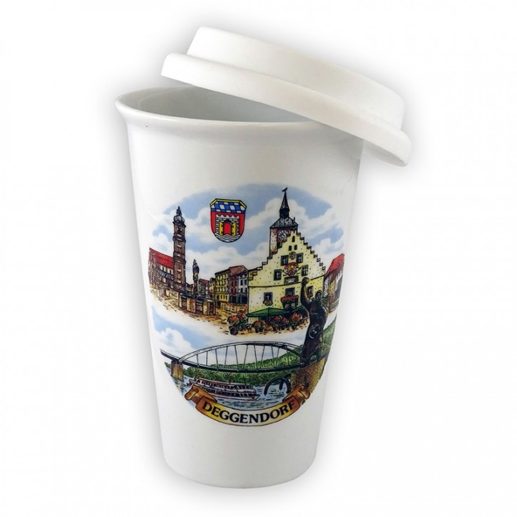 Coffee-To-Go Becher Deggendorf