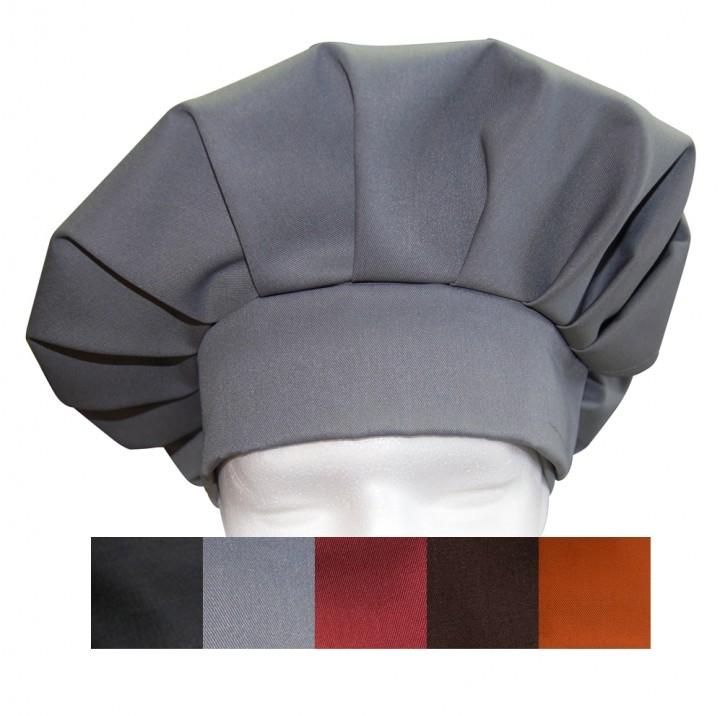 Kochmütze blanko Arbeitskleidung für Profis Farbe zur Auswahl