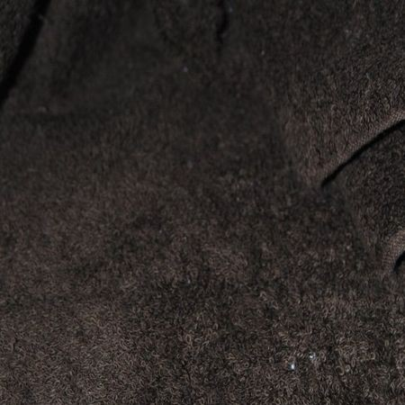2er Set Handtuch, 50x100cm, mokka; edel und hautsympathisch