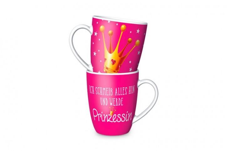 Becher Prinzessin