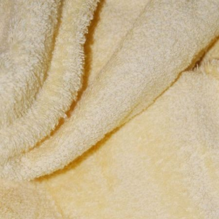 Saunatuch unbestickt, 70x200cm, vanille; edle Handtuchserie,
