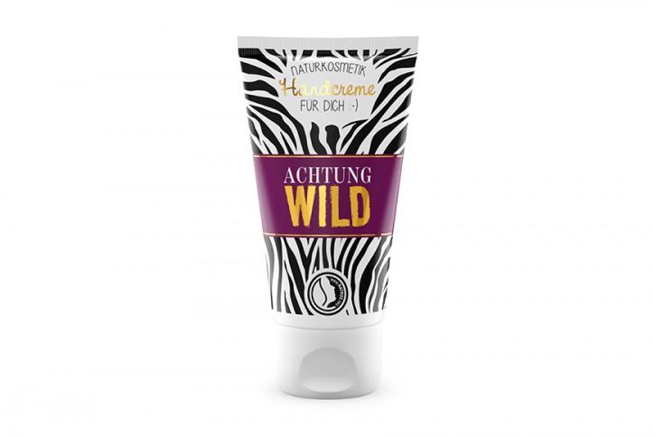 Handcreme 30 ml - Achtung wild
