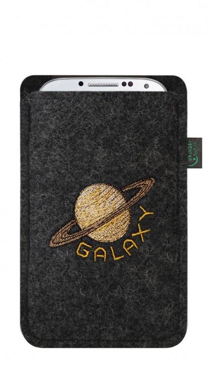Samsung-Tasche/Hülle Galaxy Filz Farbe zur Auswahl - Wähle Modell