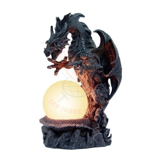 Lampe Drache