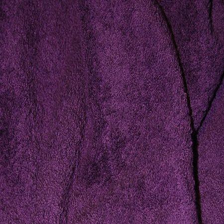 2er Set Handtuch, 50x100cm, lila; edel und hautsympathisch