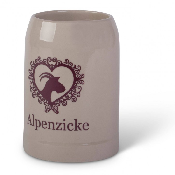"Steinkrug - ""Alpenzicke"""