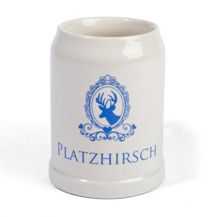 """Steinkrug """"Platzhirsch"""""""