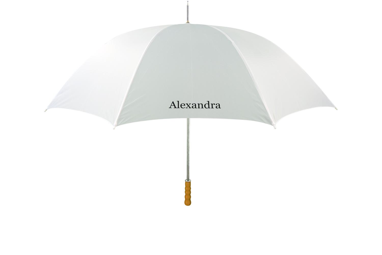 Schirme individuell