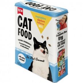 Vorratsdose (XL) - Cat Food - Vegetables, Chicken, Salmon Mix