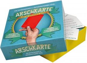 Spiel - Arschkarte – Wer hat die Arschkarte gezogen?