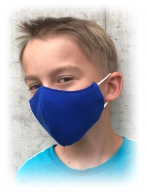 Alltagsmaske, Behelfsmaske für Damen, Herren und Kinder- 'Polo'